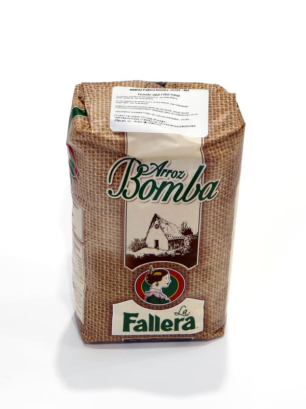 Riz Bomba Pour Paella